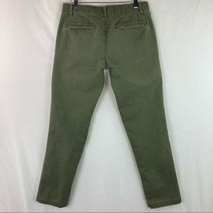 Gap The Lived-In Strait Chino Pants 30x32
